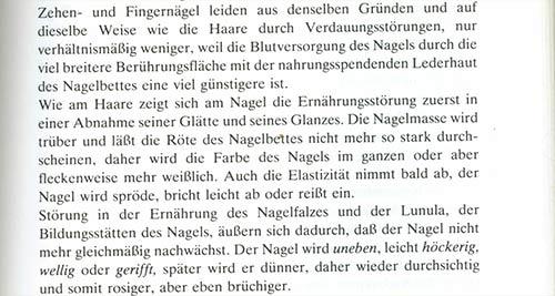 F.X. Mayr Schönheit und Verdauung Rezension