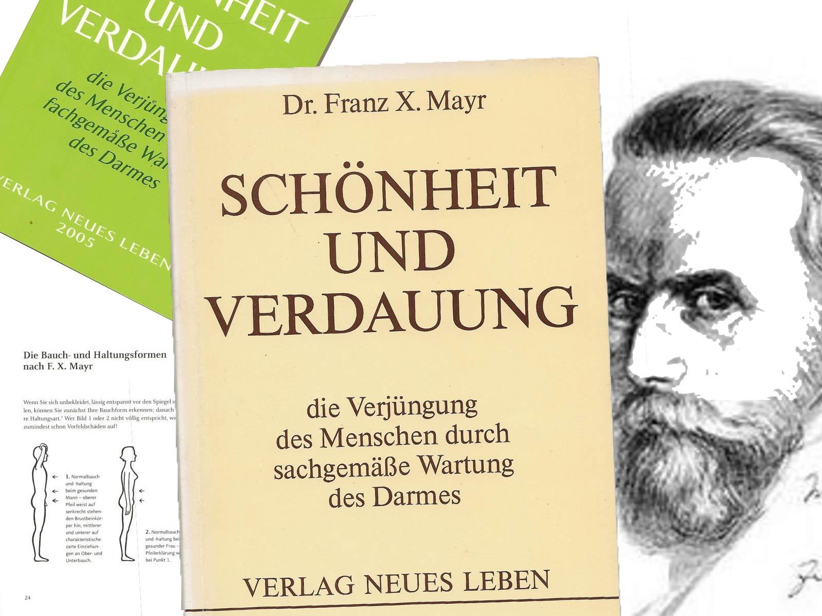 F.X. Mayr Schönheit und Verdauung
